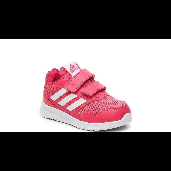 various colors 219d1 8a930 Adidas Altarun Pink Sneakers